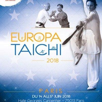 Europa Taichi, événement incontournable des arts martiaux internes